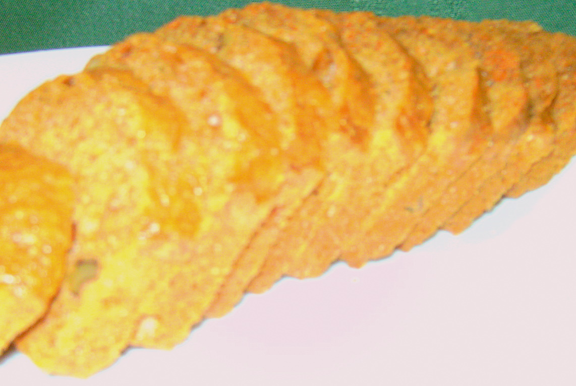 Carrot Nut Bread